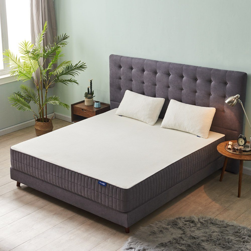 Cool+Gel+Memory+Foam+Mattress