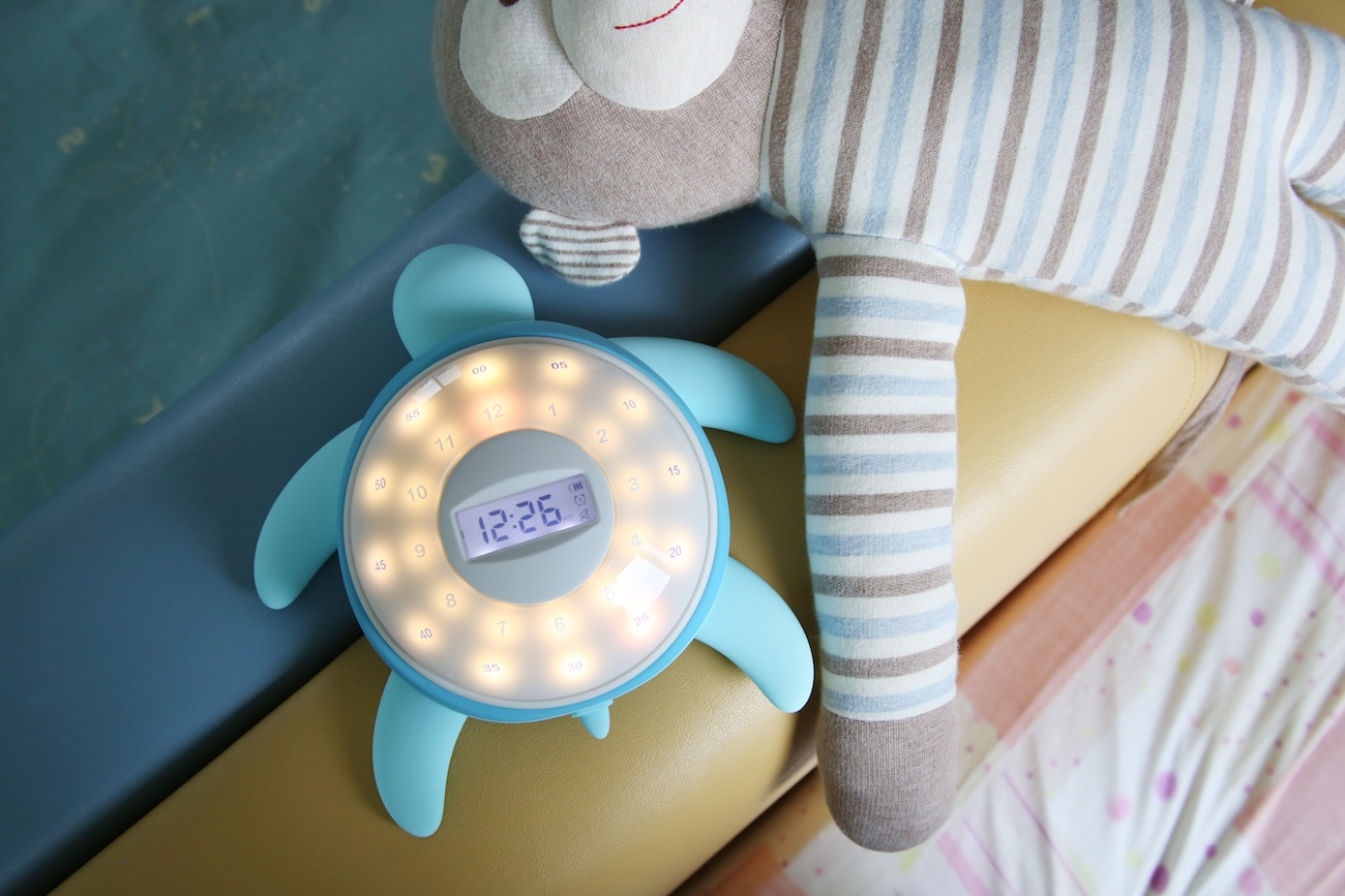 Tick+Tock+Turtle+All-In-One+Kids+Alarm+Clock