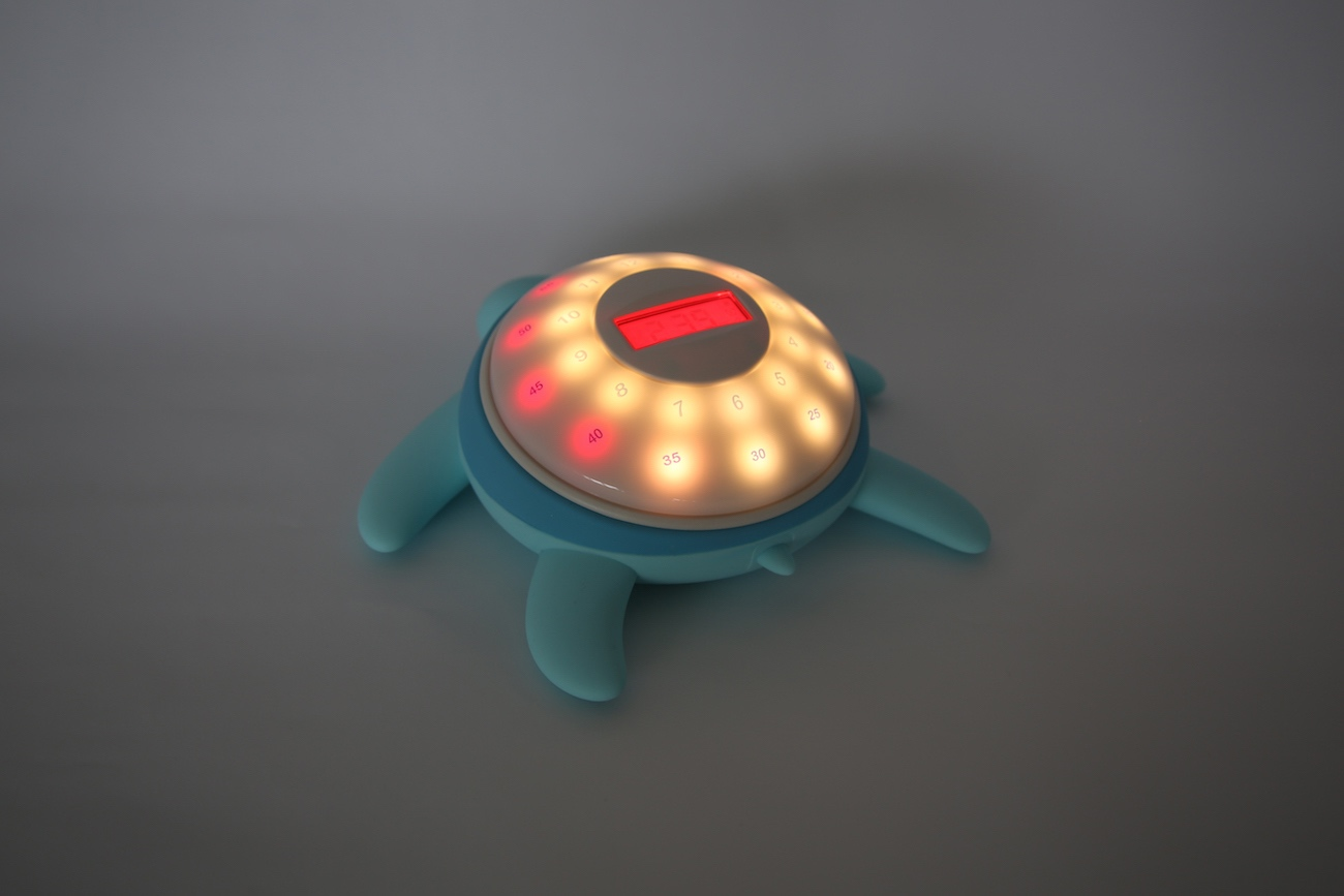 Tick Tock Turtle All-In-One Kids Alarm Clock