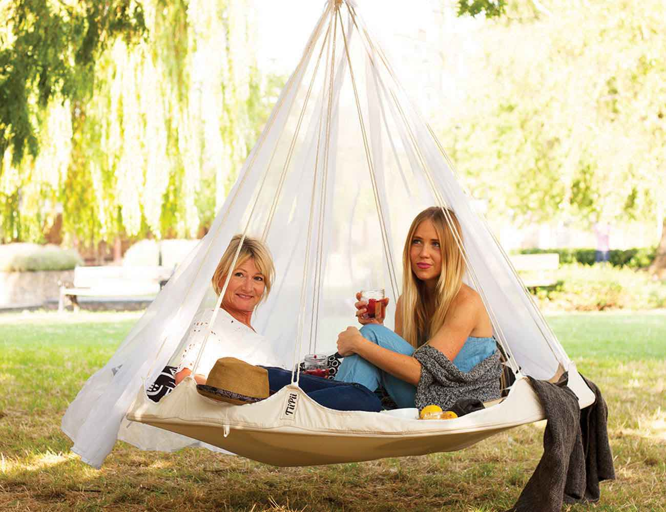 TiiPii Bed Luxury Transportable Hammock