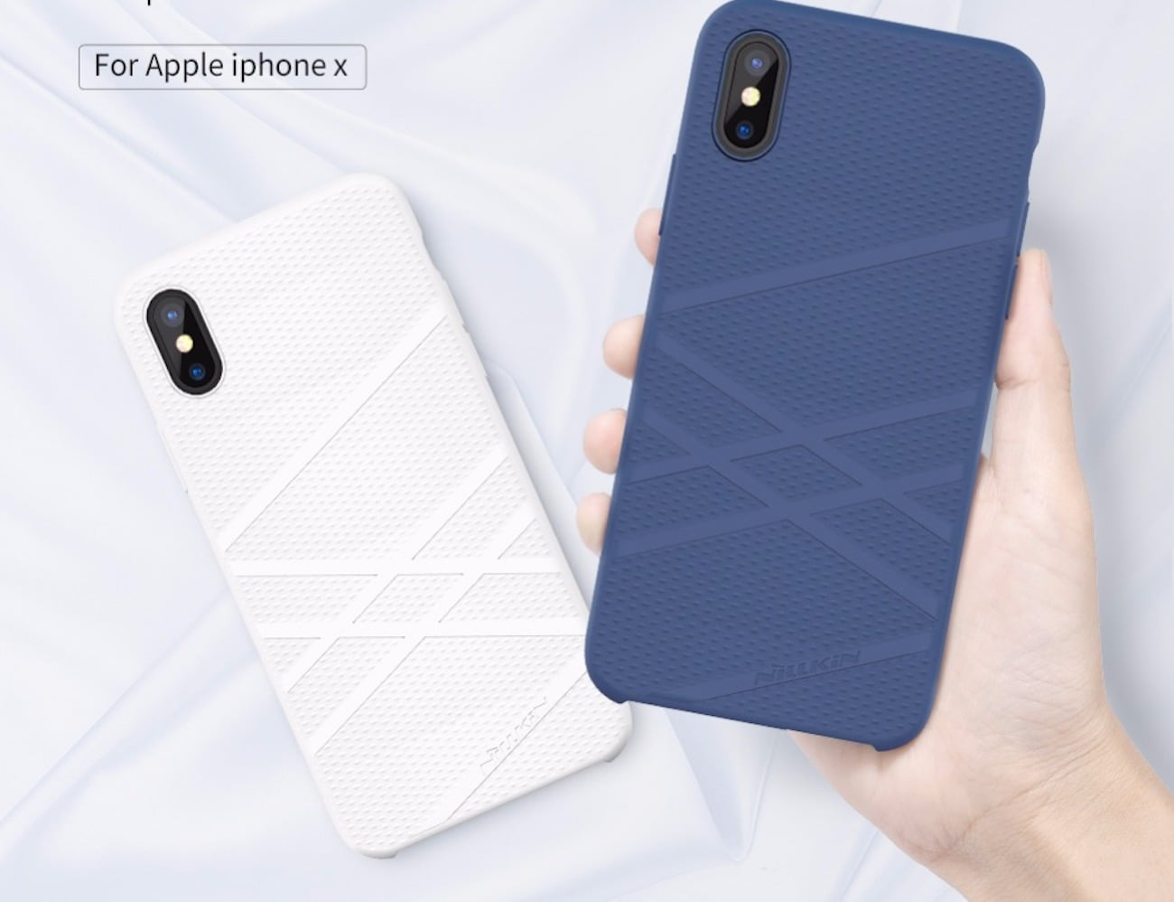 Ultra-Thin Silicone iPhone X Case