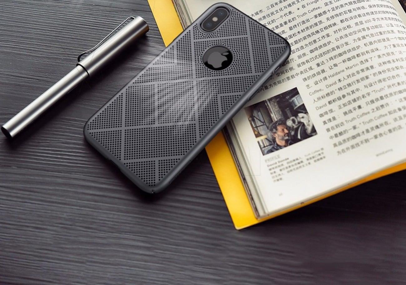 Unique Heat Dissipation iPhone X Case