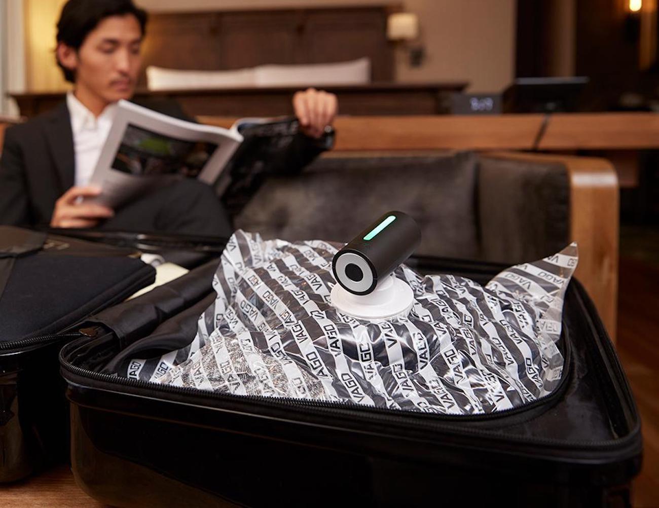 Vago Portable Baggage Compressor