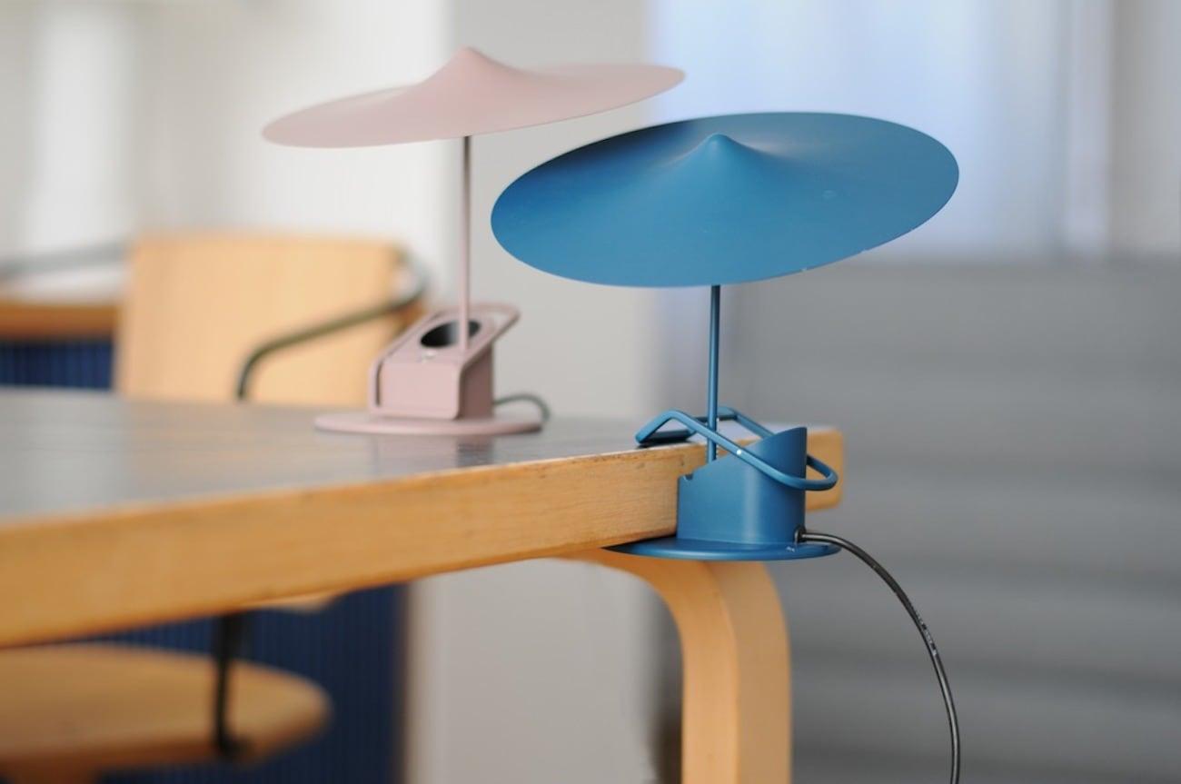 Wästberg Île w153m1 Clip Desk Lamp
