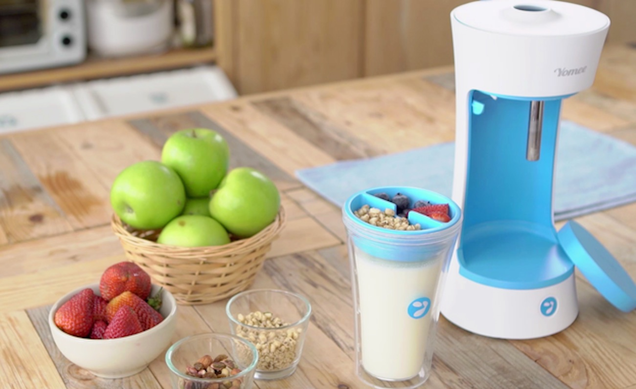 Yomee Is the Easy Way to Make Delicious Yogurt at Home