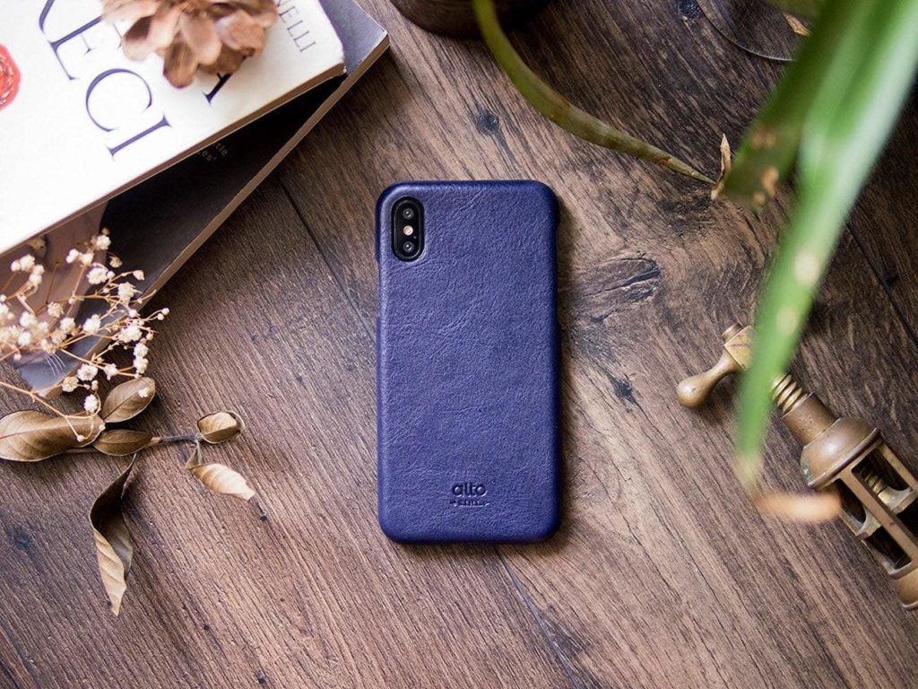 alto+Handmade+Leather+iPhone+X+Case