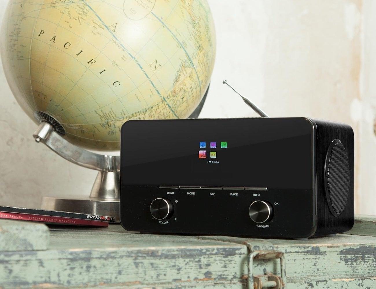 Auna+Connect+150+Internet+Radio