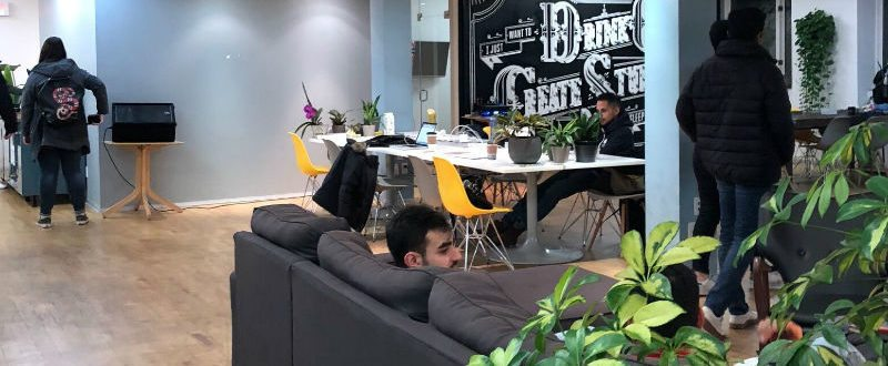 How a Co-Working Space has Changed the Remote Working Game