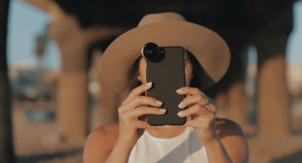 SANDMARC Lens capture vivid details