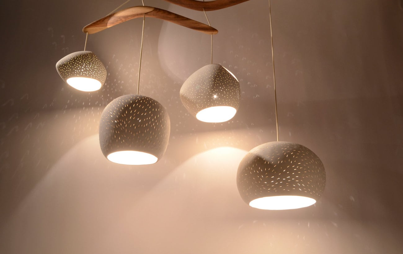 lightexture Claylight Ceiling Light Pendant