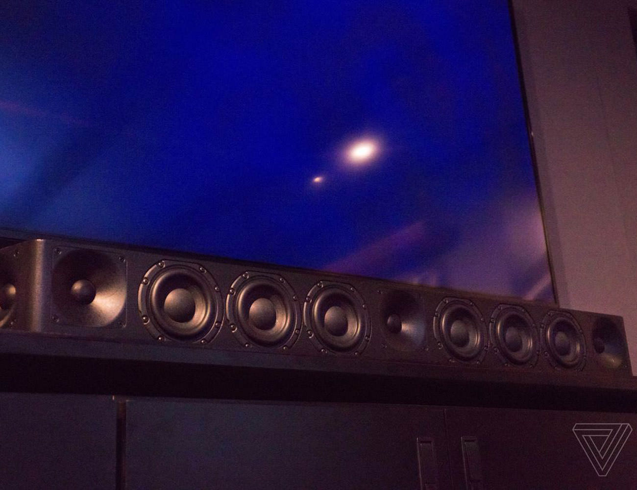 Sennheiser Ambeo 360 Degree Soundbar