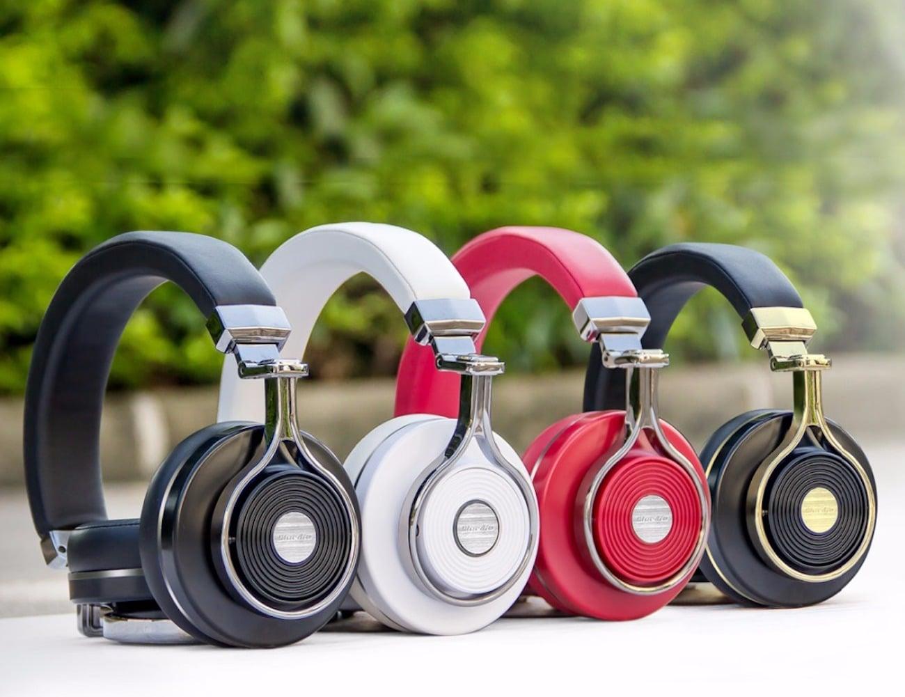 3D Stereo Wireless Headphone