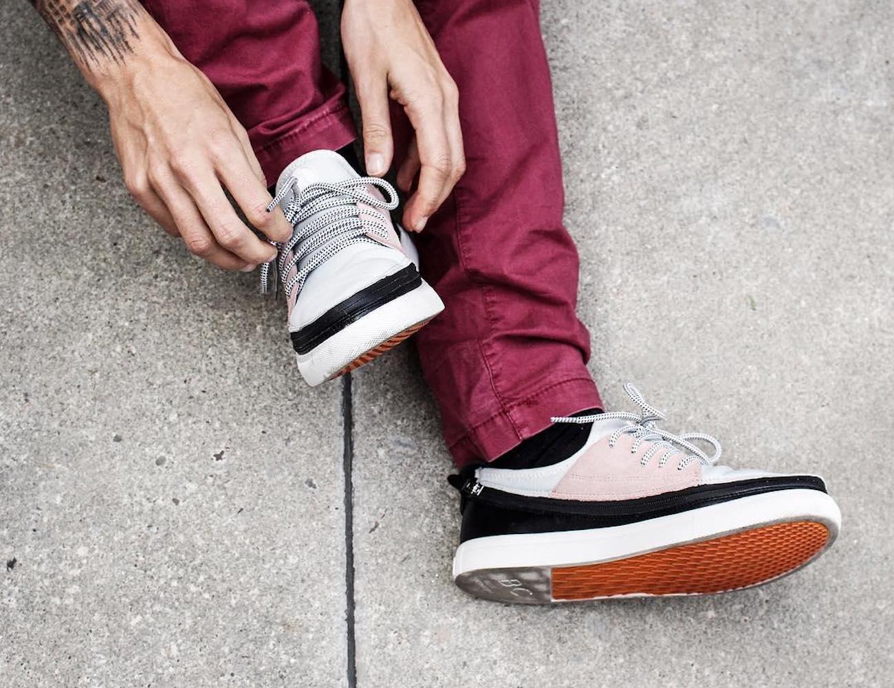 ACBC Customizable Travel Shoes