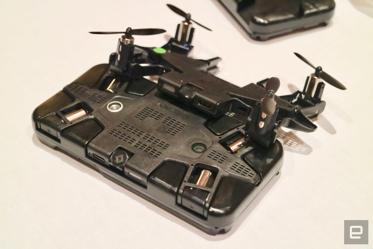 AEE SELFLY Drone Smartphone Case