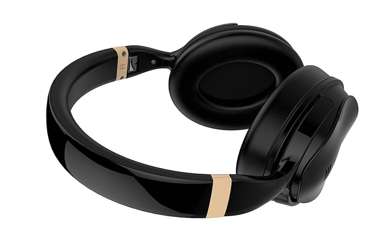ao noise cancelling wireless bluetooth headphones gadget flow. Black Bedroom Furniture Sets. Home Design Ideas