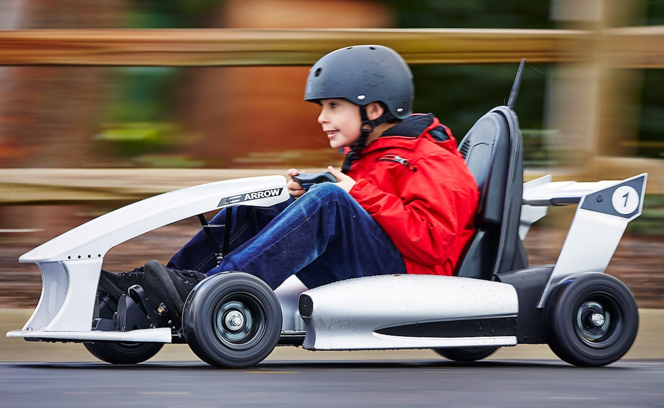 Actev Arrow Smart Kart Electric Go