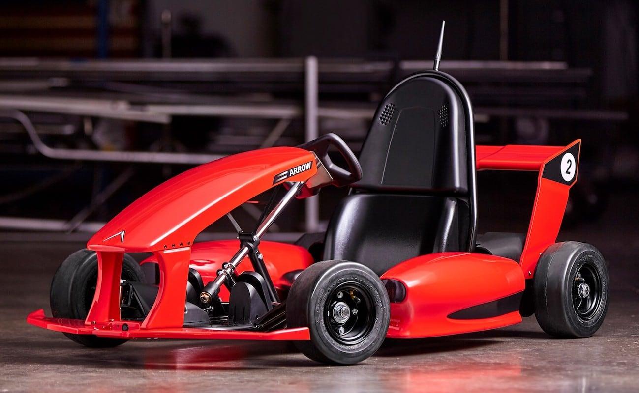 Actev Arrow Smart-Kart Electric Go-Kart