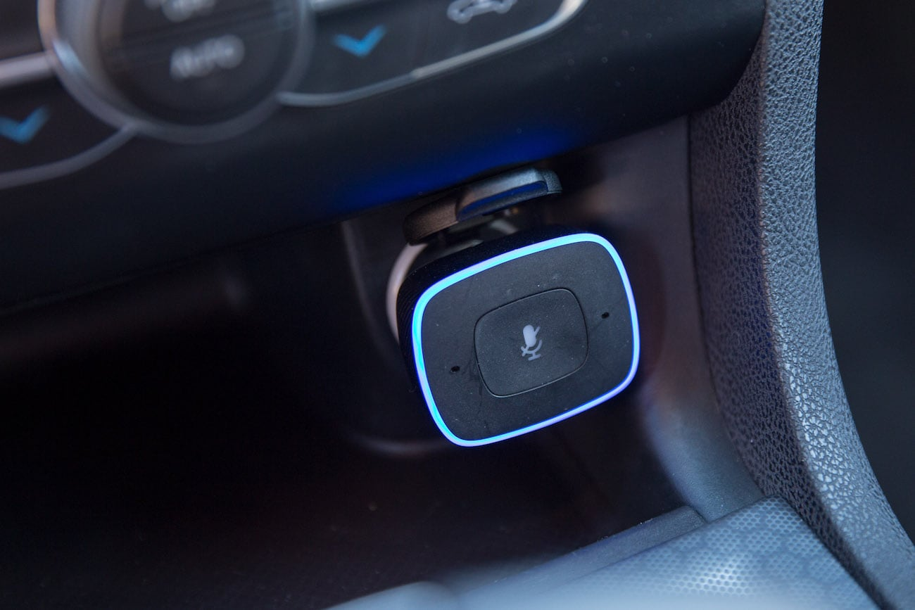 Anker Roav Viva Alexa Car Button