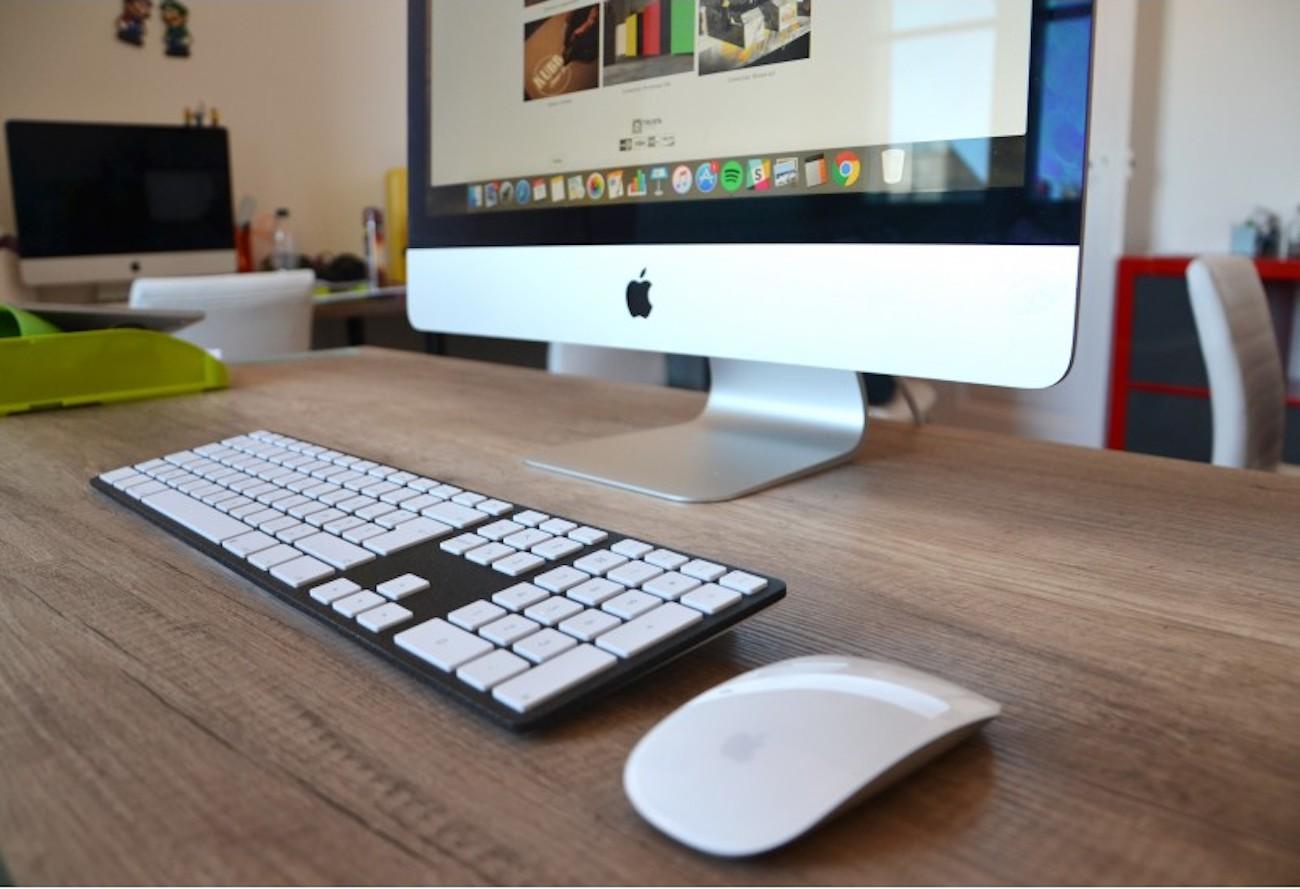 Apple Graphite CTRL Keyboard