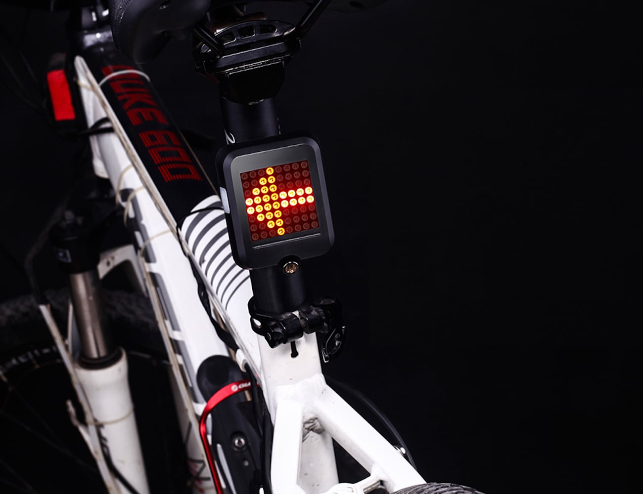 Automatic Indicator Bike Taillight