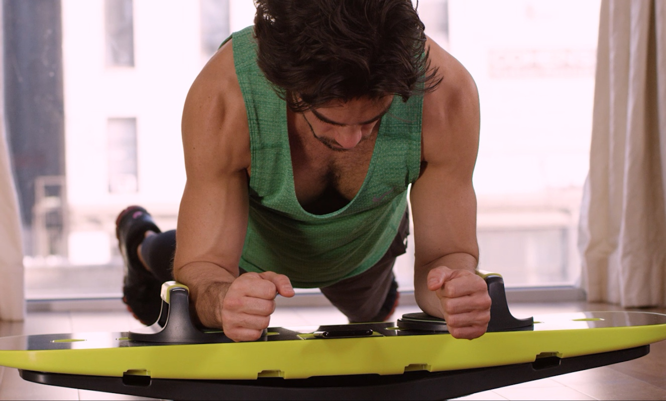 BUFF-UP Home Workout Board