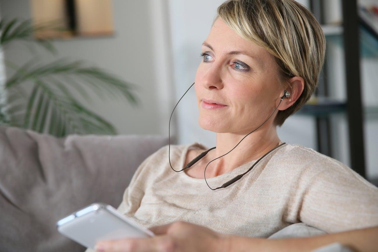 BeHear NOW Customizable Hearing Enhancement Headset