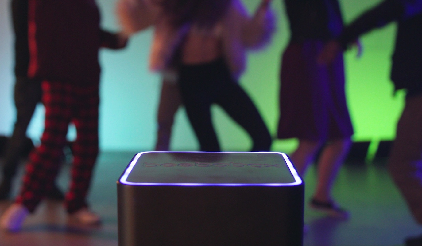 BeeboBox Smart Music Lighting Controller