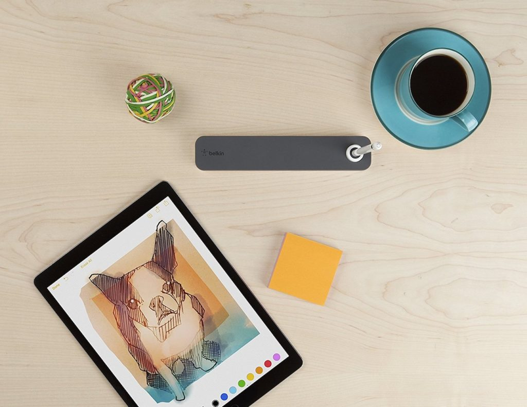 Belkin+Apple+Pencil+Carrying+Case+and+Stand
