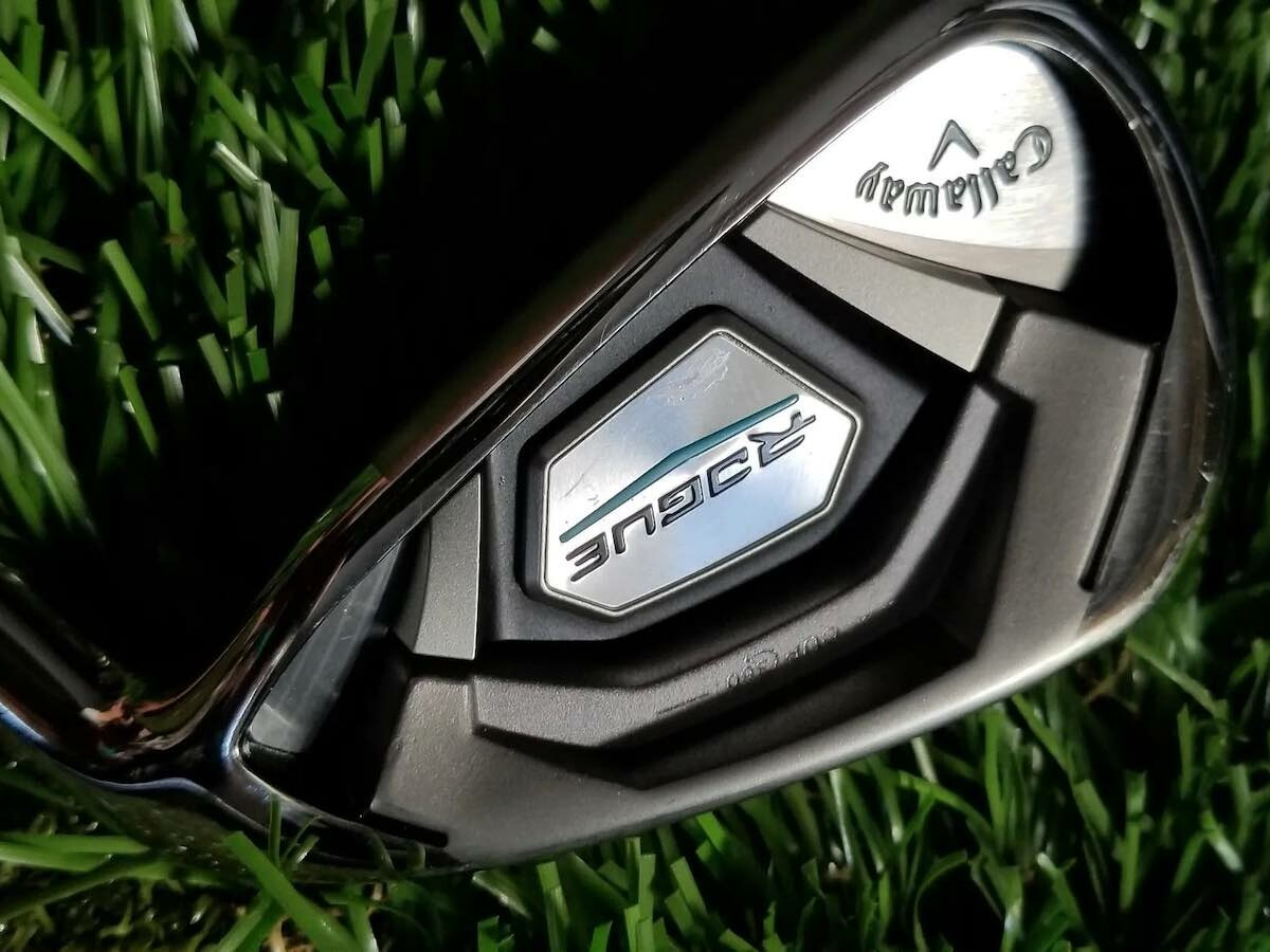 Callaway Rogue Irons golf club series includes four new irons using advanced technology
