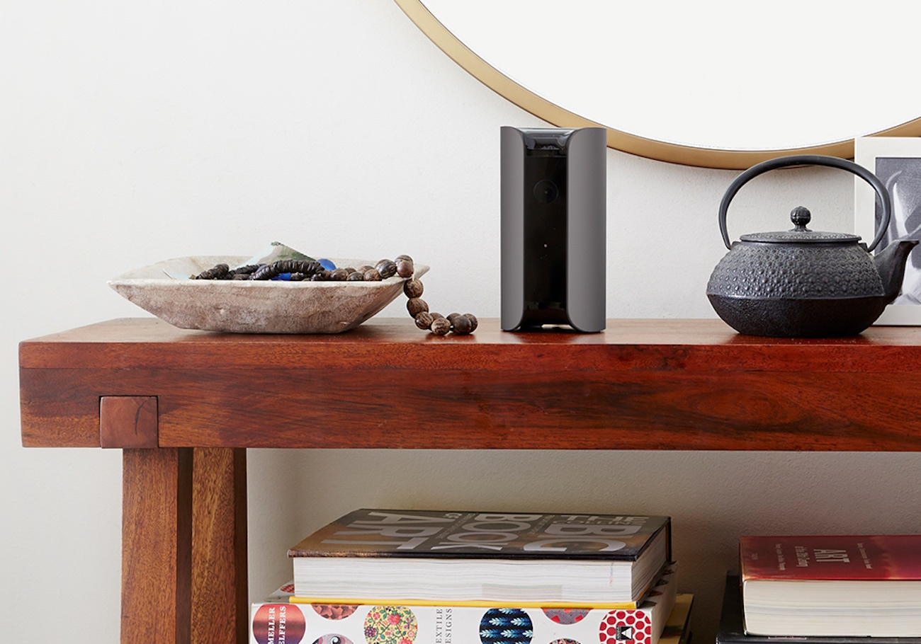 Canary View Smart HD Indoor Security Camera