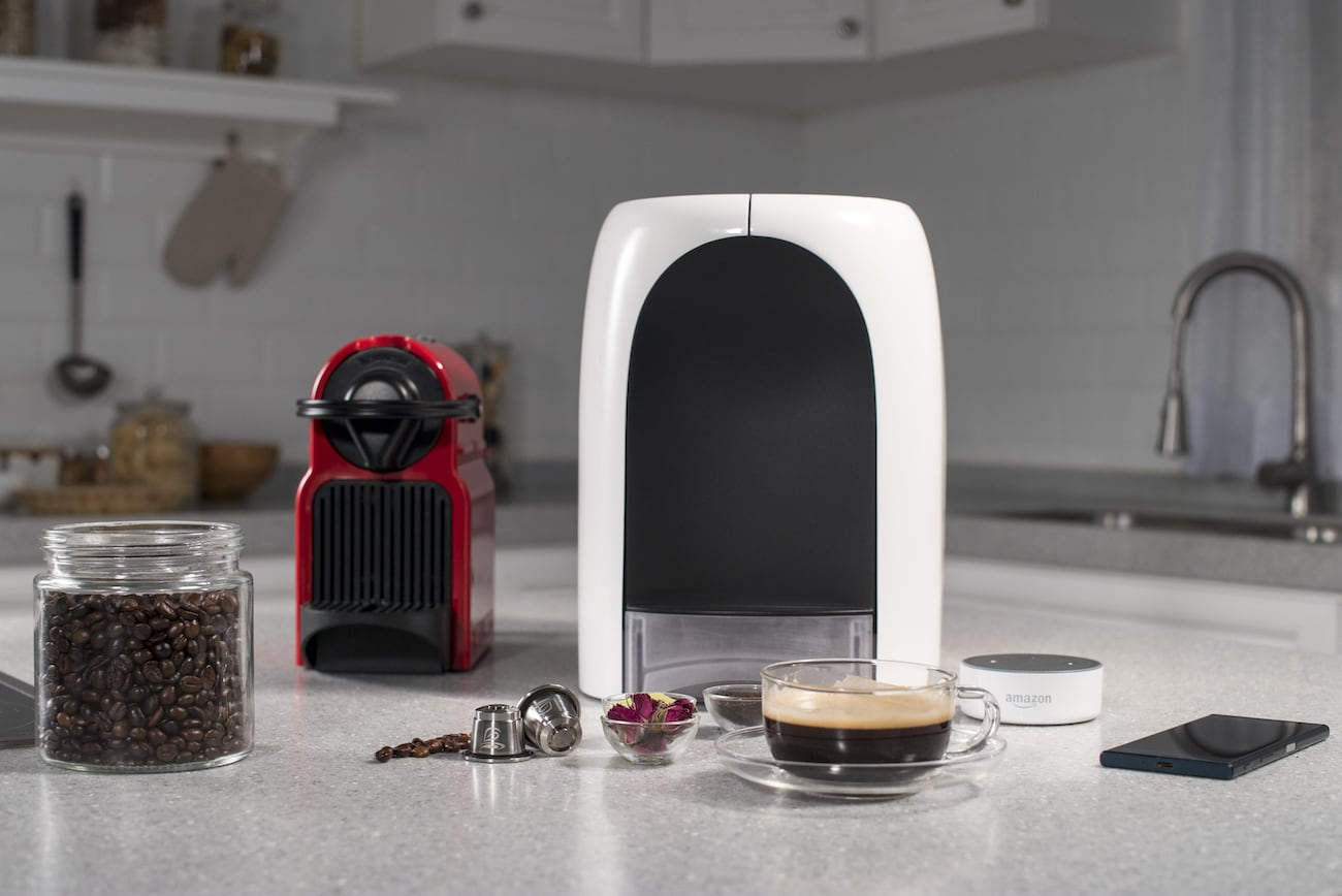 Capsulier Nespresso Coffee Capsule Maker