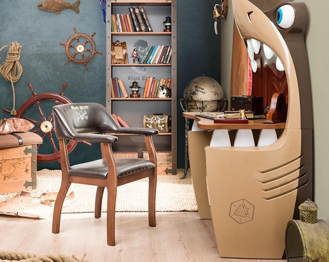 Cilek Shark Study Desk
