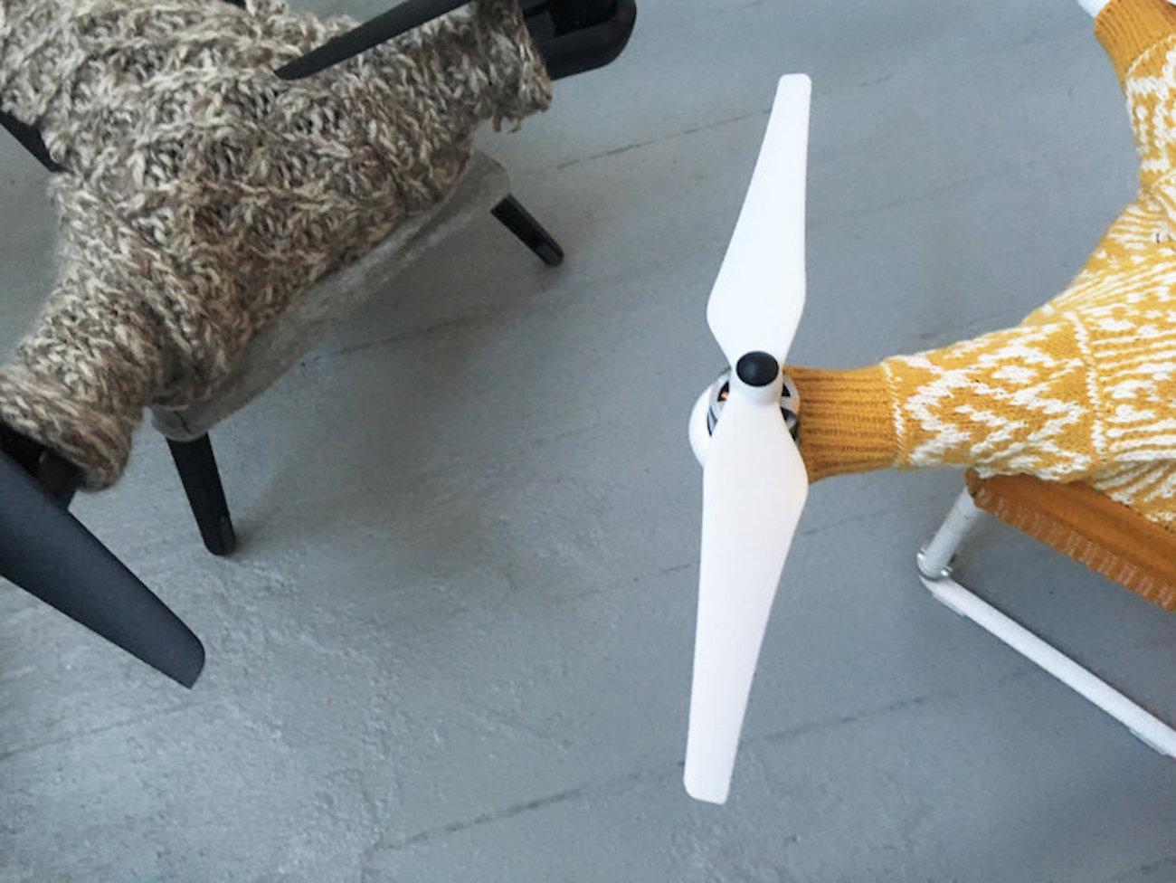 Custom Drone Sweaters