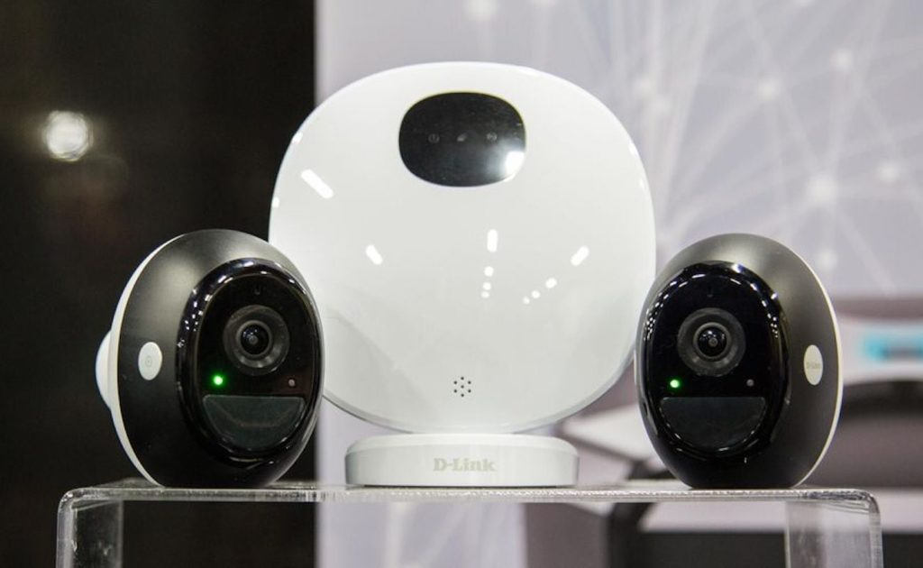 D-Link+Wire-Free+HD+Security+Cameras