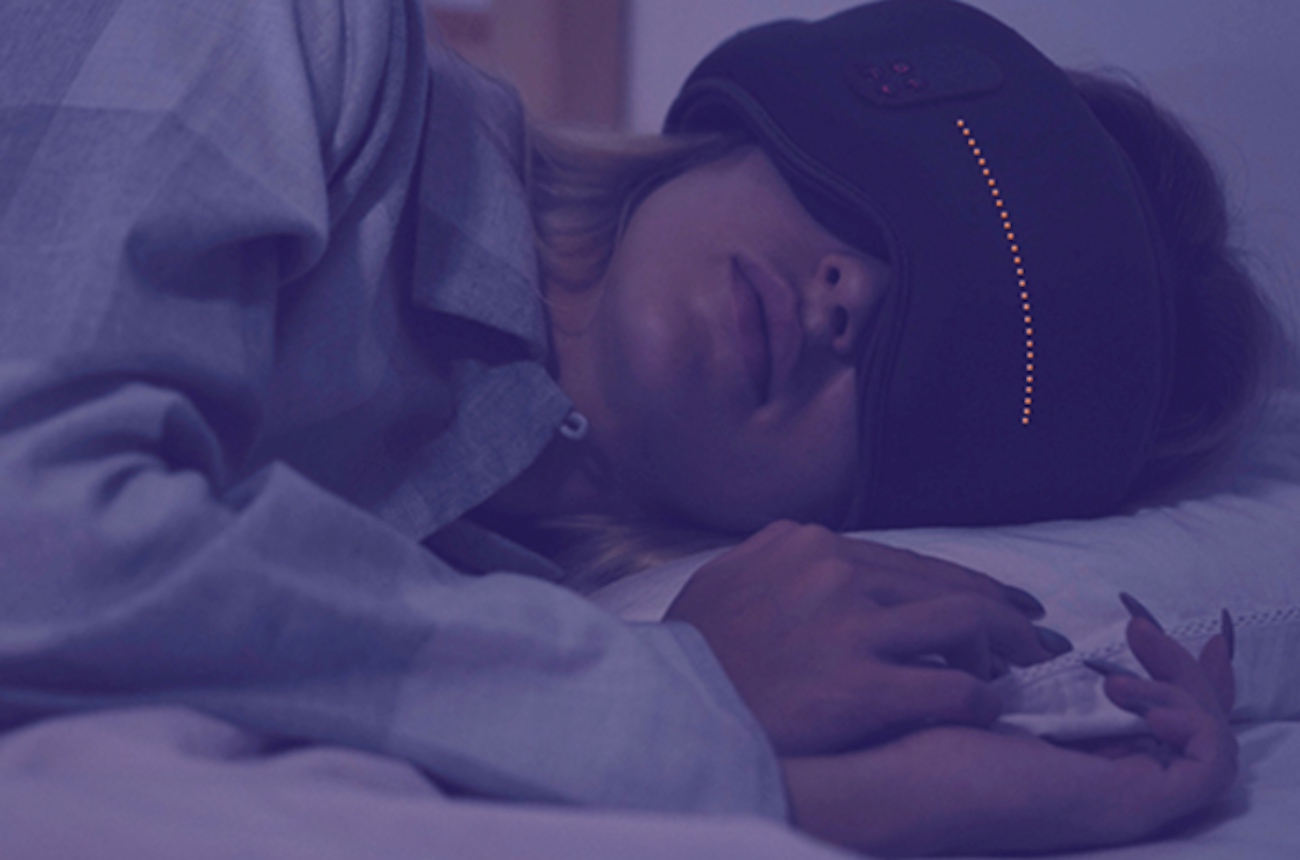 Dreamlight Rechargeable Sleep Mask