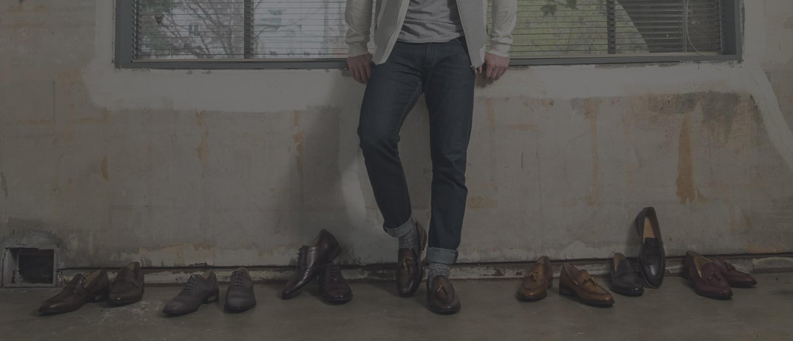 CO_N_CREAT SHOES Premium Dress Shoes