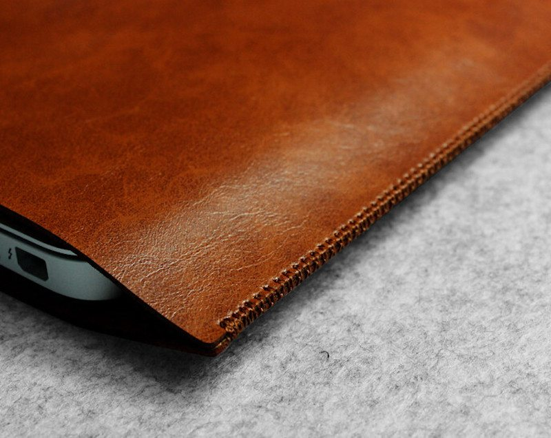 Everyday MacBook Pouch