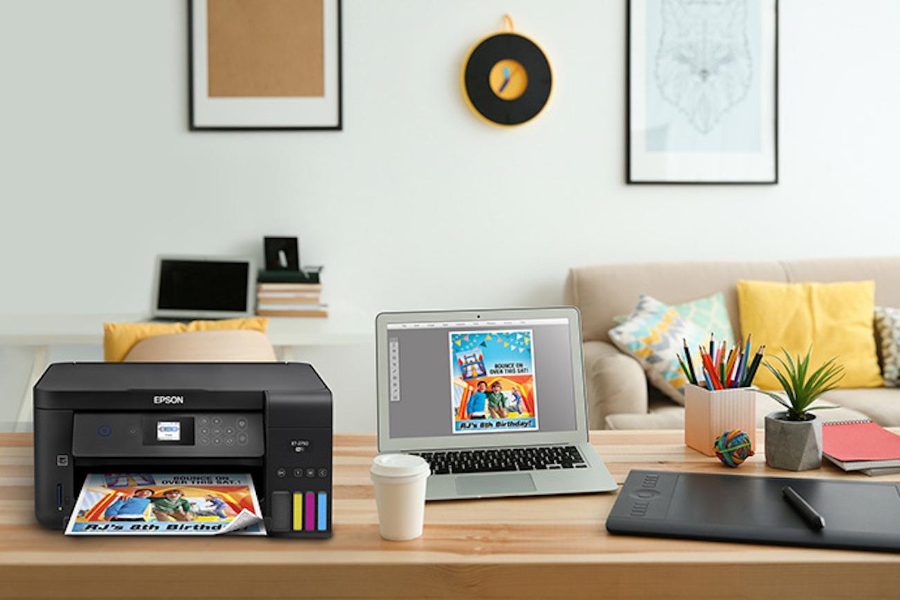 EcoTank+All-in-One+Supertank+Printer