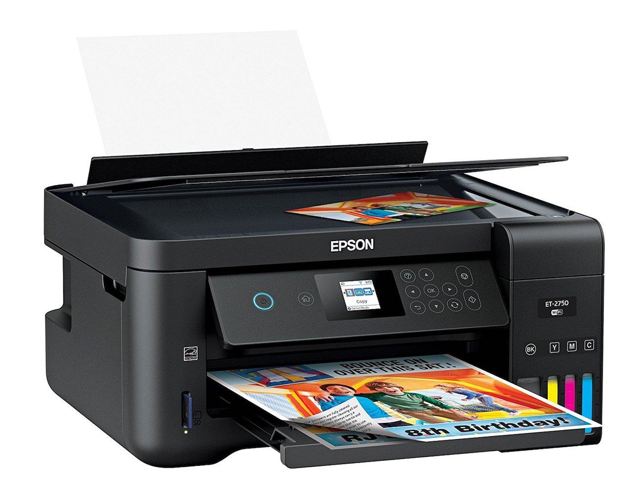 Expression ET-2750 EcoTank All-in-One Supertank Printer