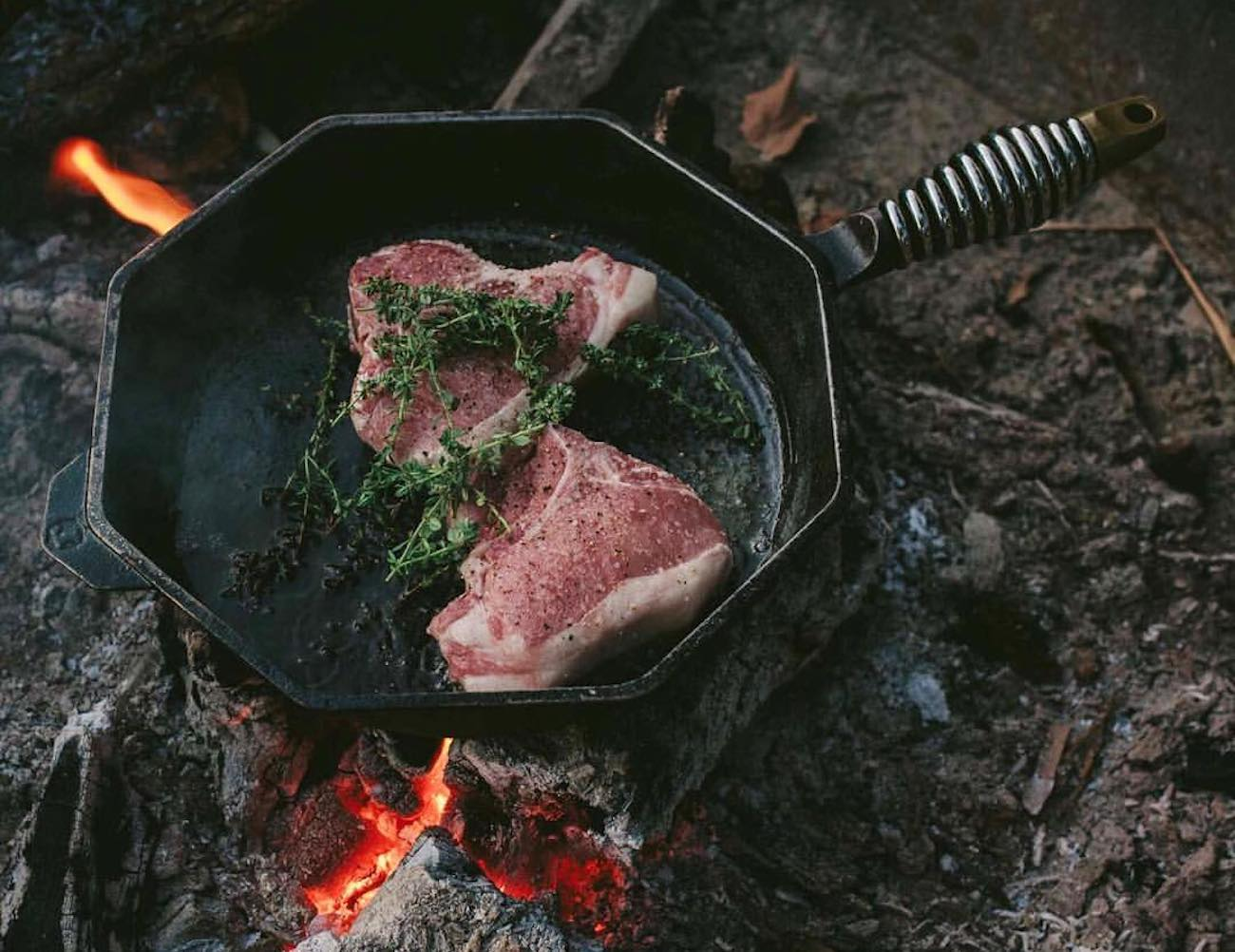 FINEX Premium Cast Iron Skillet