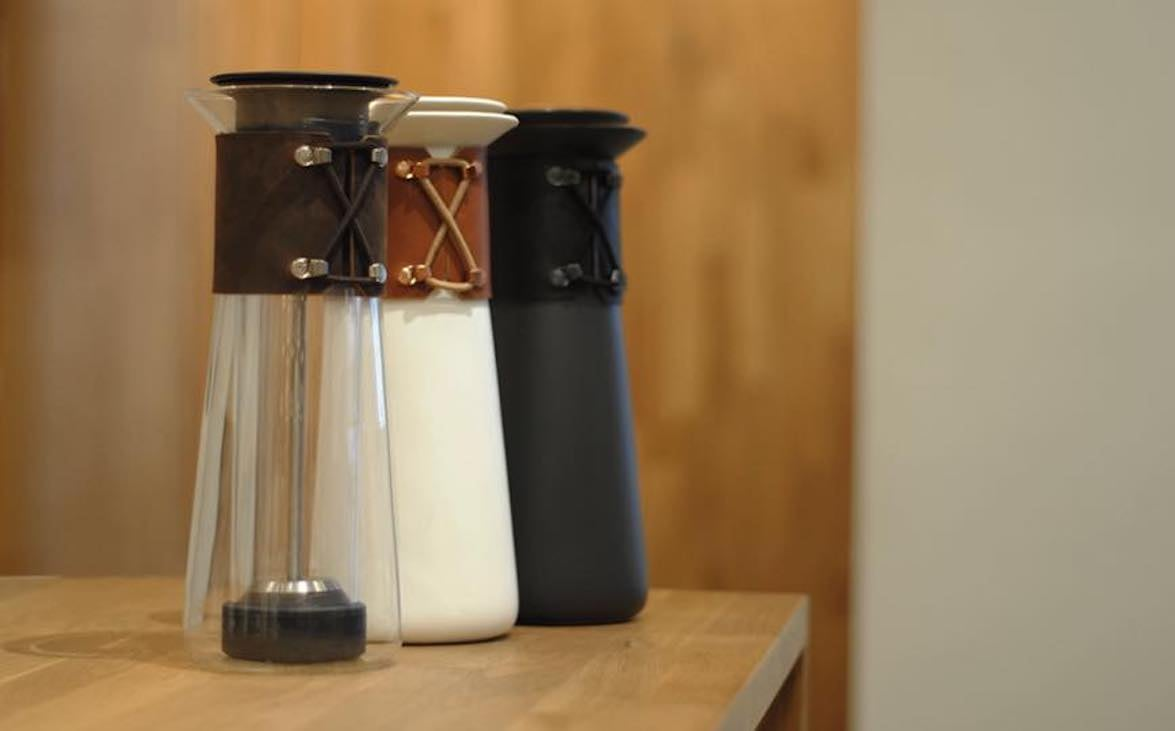 FLASK Coffee and Tea Home Brewer