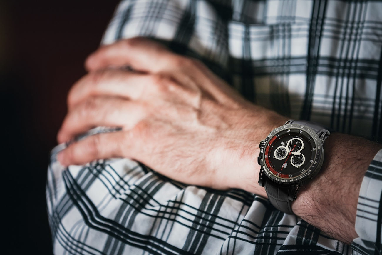 Ferdi & 3Five6 High-End Modern Swiss Watches