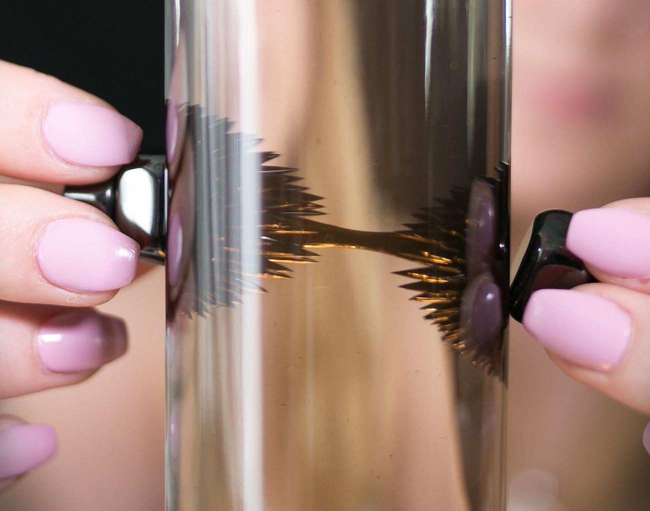 Ferrofluid Interactive Lava Lamp