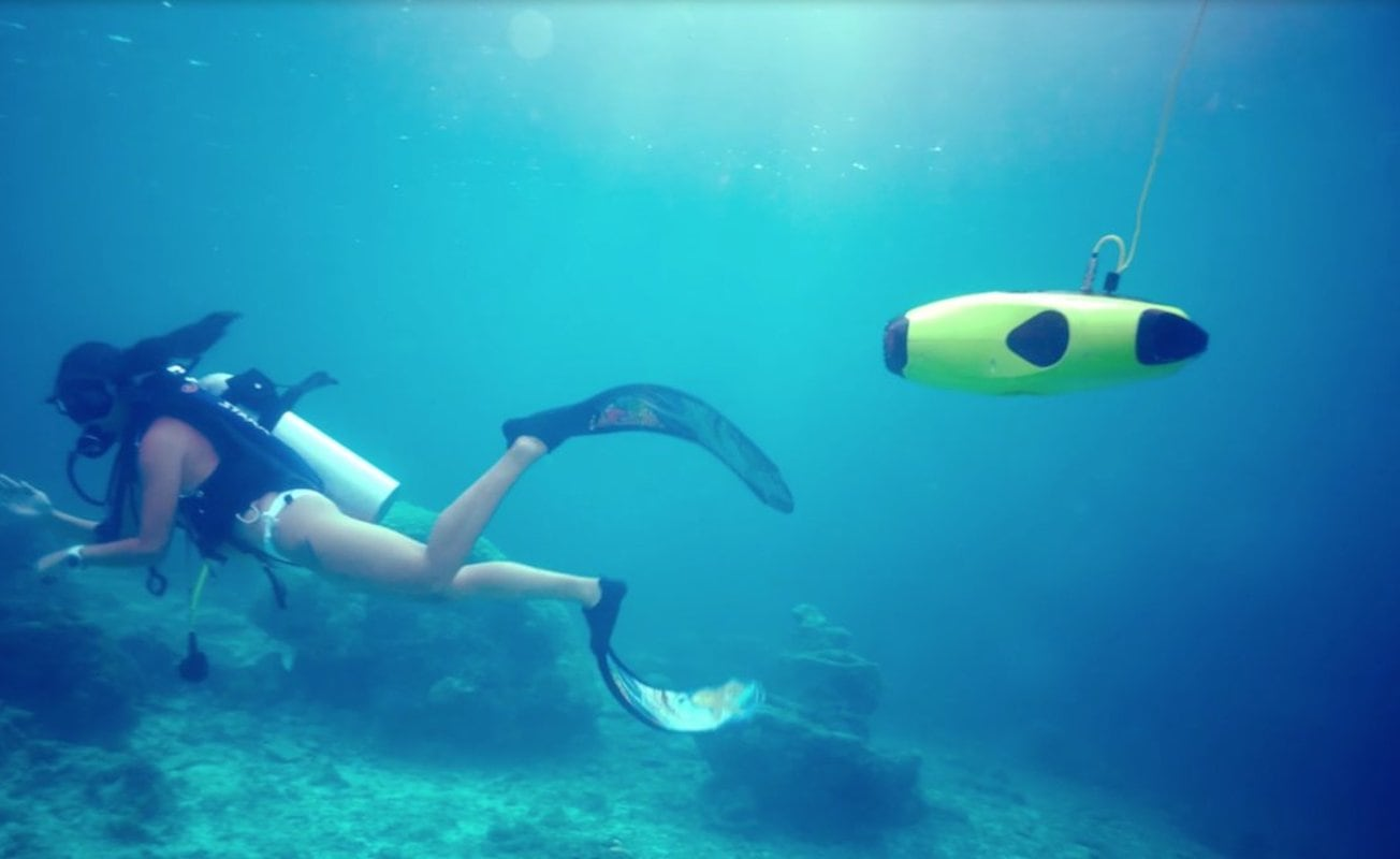 Fifish+P3+Underwater+Camera+Robot
