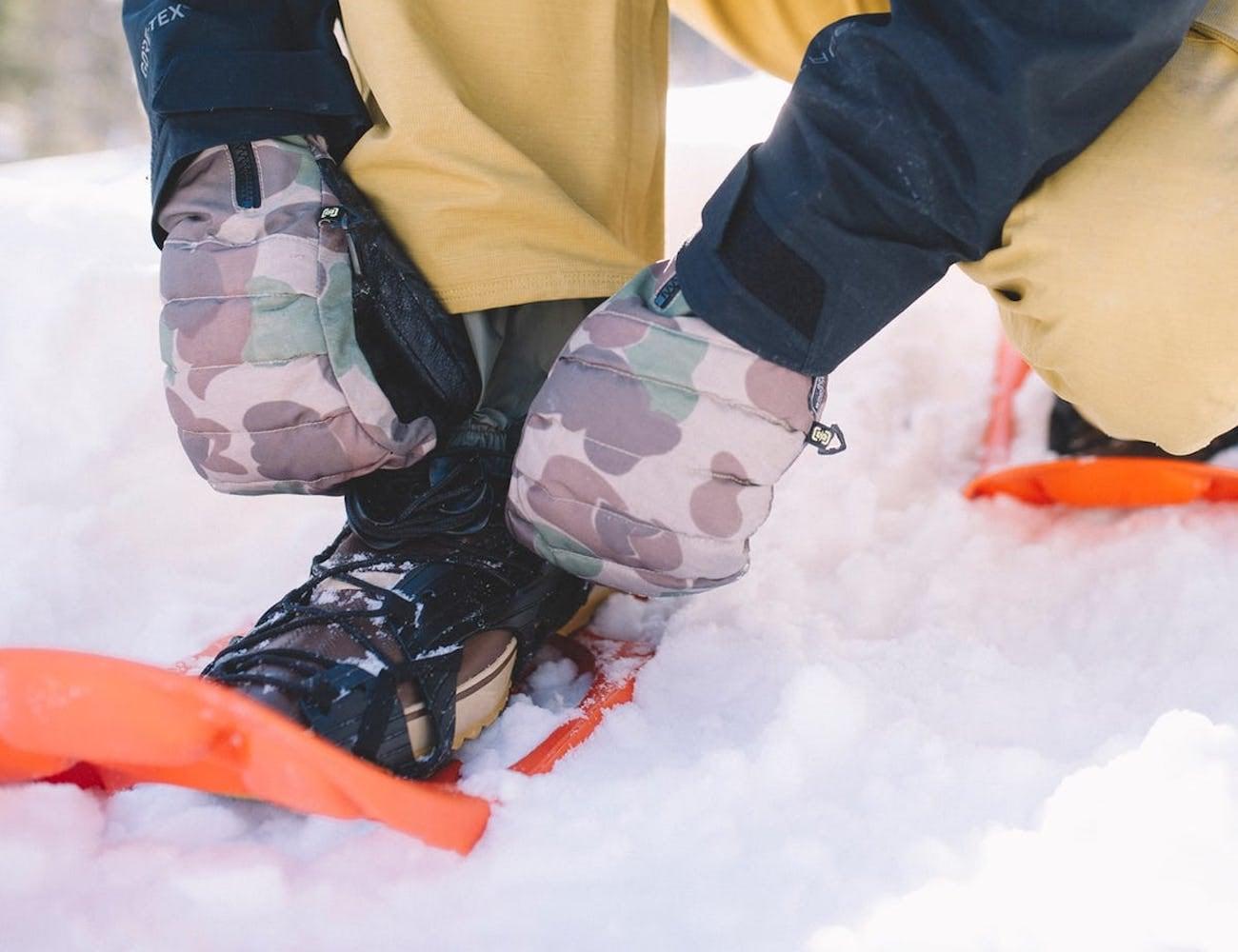 Fimbulvetr HIKR Lightweight Snowshoes