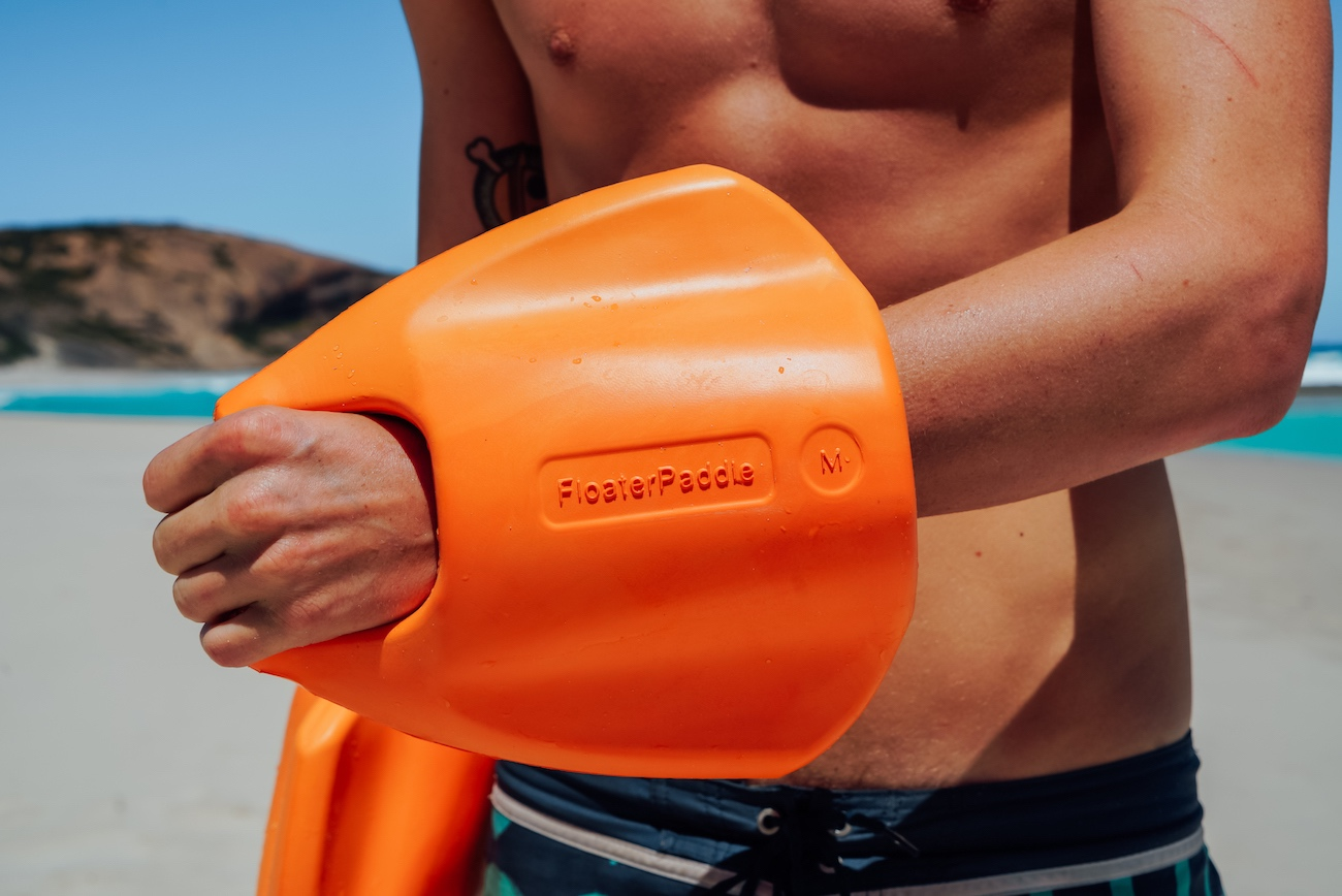 FloaterPaddle 3-in-1 Swimming Device