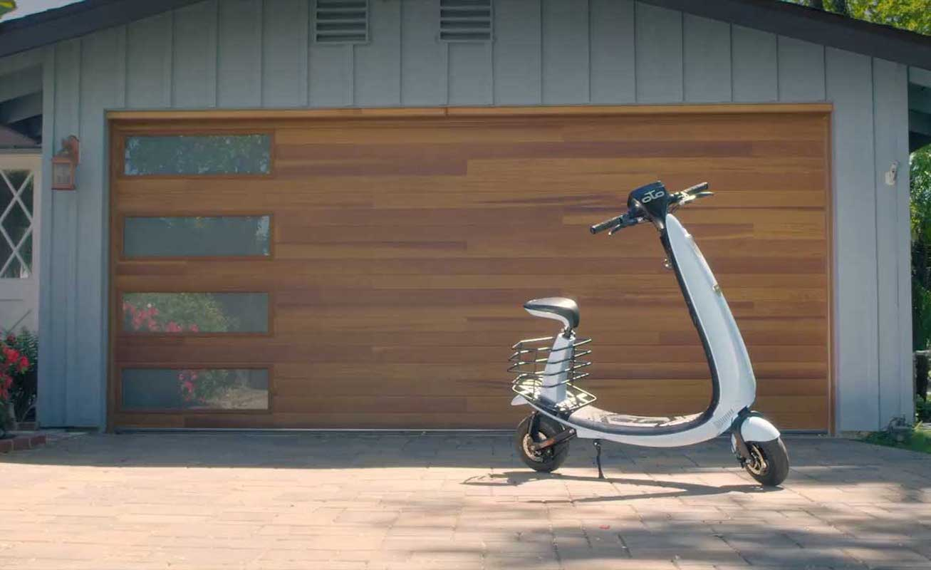 Ford OjO Electric Commuter Scooter