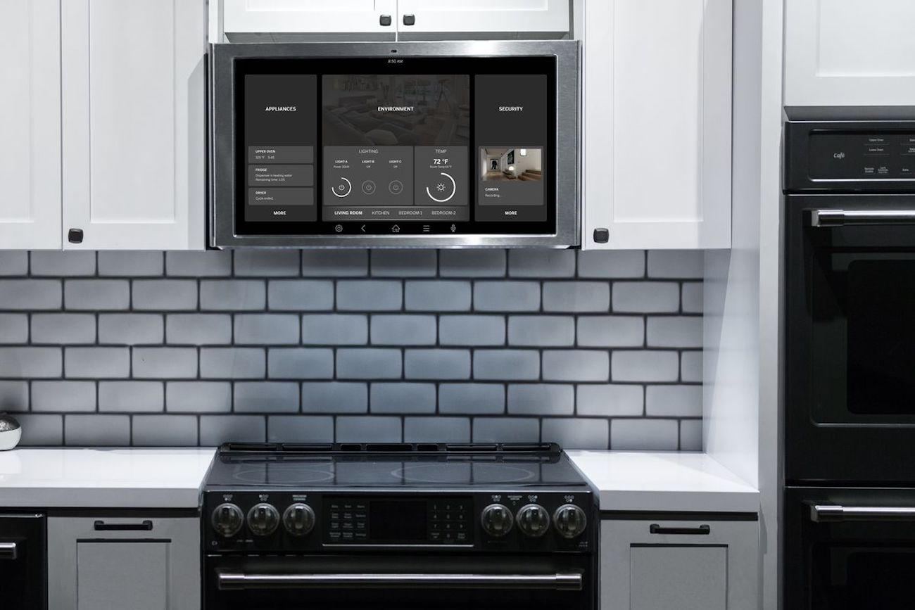 GE Appliances Family Hub Kitchen Tablet