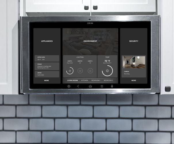 GE Appliances Family Hub Kitchen Tablet