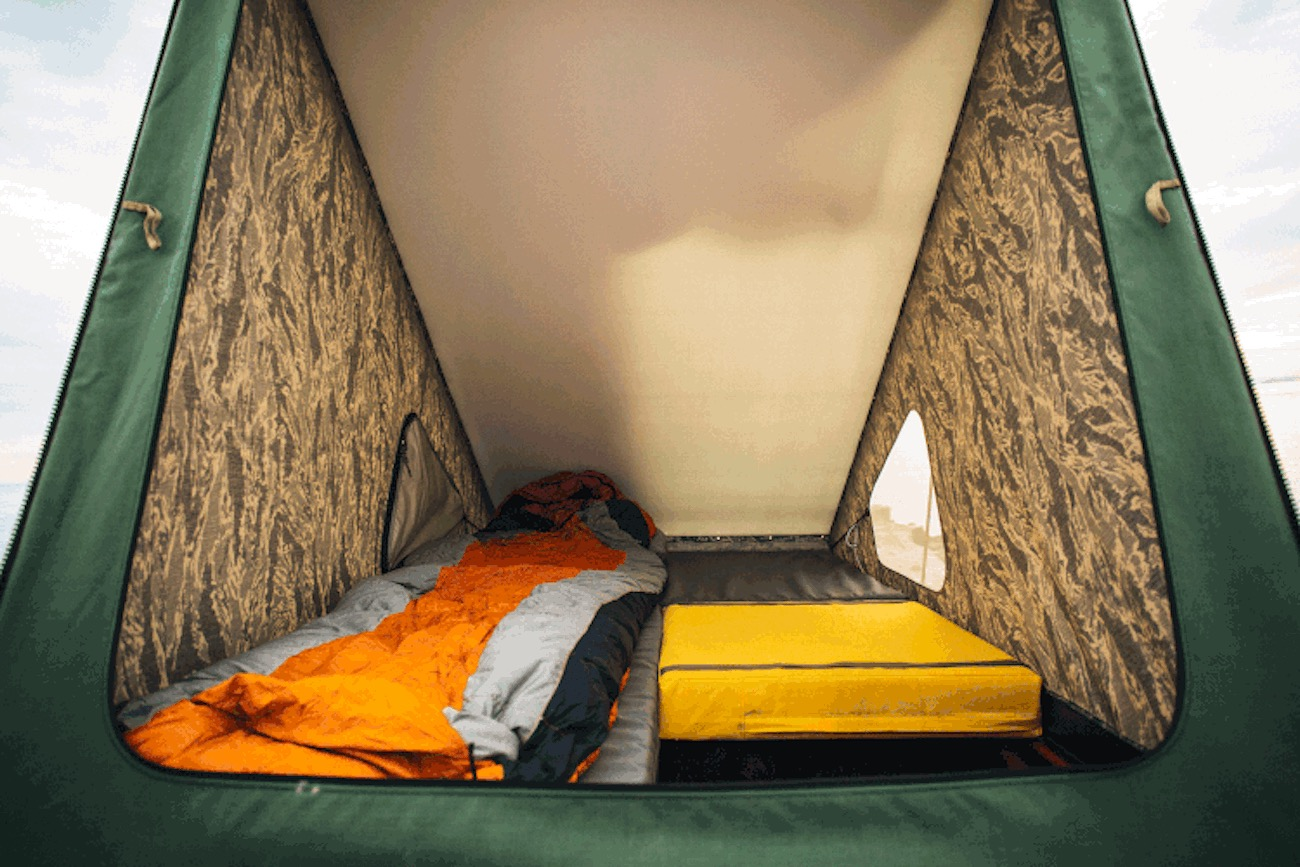 GFC Platform Off-Road Popup Camper